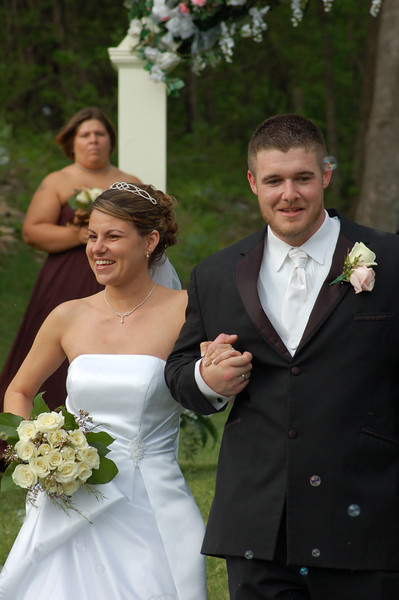 Scott and Kimberly wedding