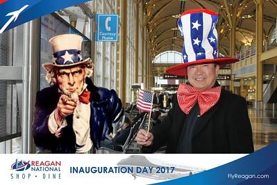 Reagan Shopping & Dining: Inauguration Day 2017