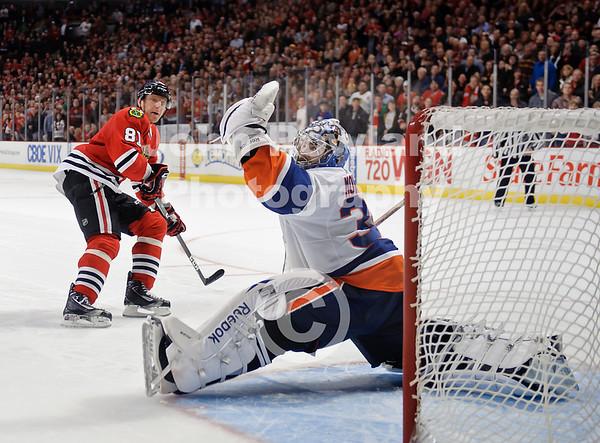 NY Islanders at Chicago 12022011