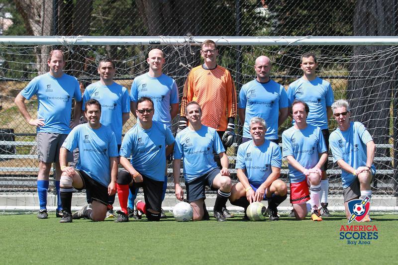 Friendship Cup Team Photos