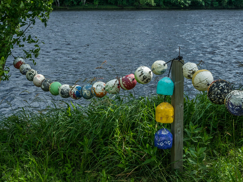 Old Buoys