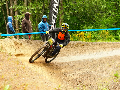 Northwest Cup # 2 2021 Saturday cat 2 & 1 Practice Dry Hill Port Angeles Mountain Sports Photography Duane Robinson