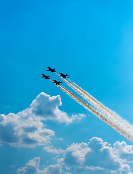 Blue Angels Four