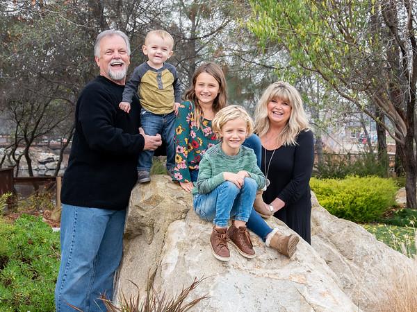 Ernst Family 2018