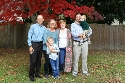2018 Martin Family Fall Photos