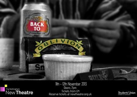 Back to Oblivion poster