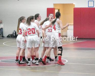 Thomas Academy at Columbus Christian basketball