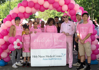 2017 Holy Name Medical Center Walk for Mom