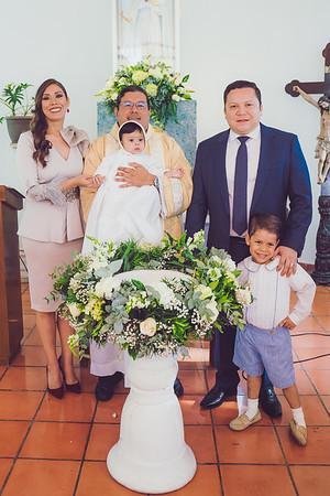 Bautizo Erick André Opción 2