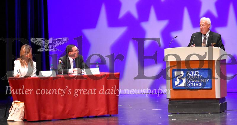 Political Debate at BC3