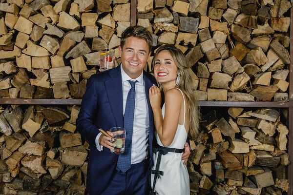 BODA - Photocall Lucía & Ben