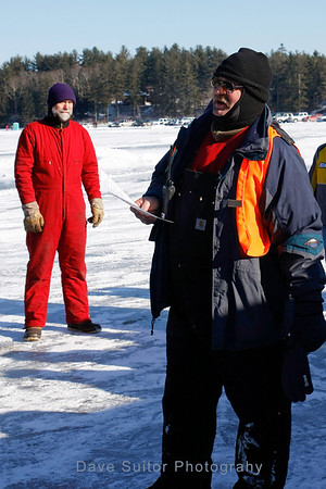 2010 Latchkey - Ice Racing in Moultonborough NH