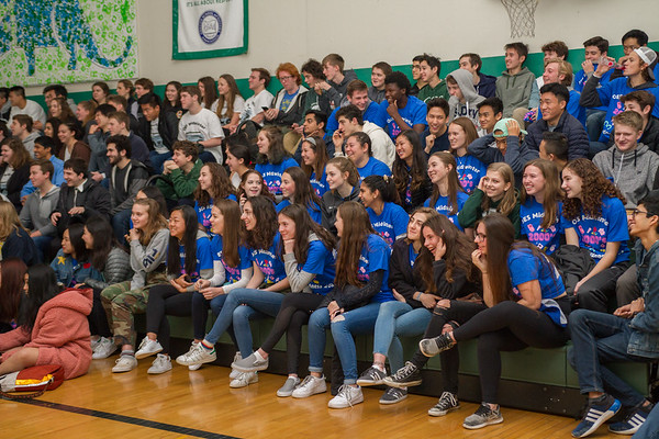 2018 Midwinter Madness Assembly