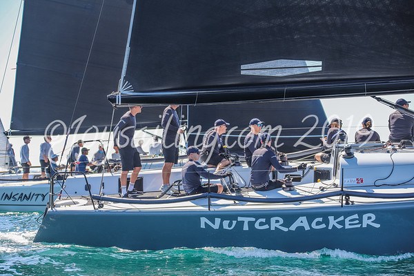Farr 40's Worlds Championship Day 4