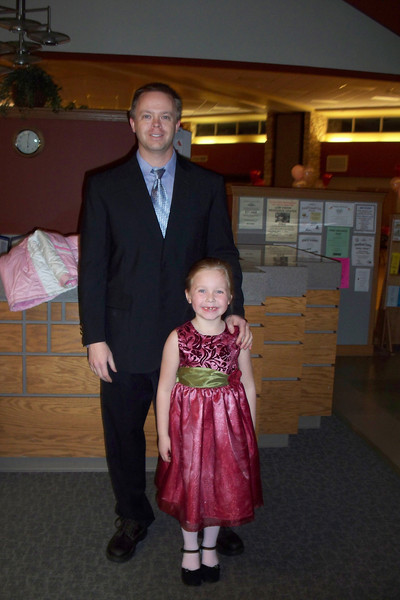 Daddy Daughter Dance 08