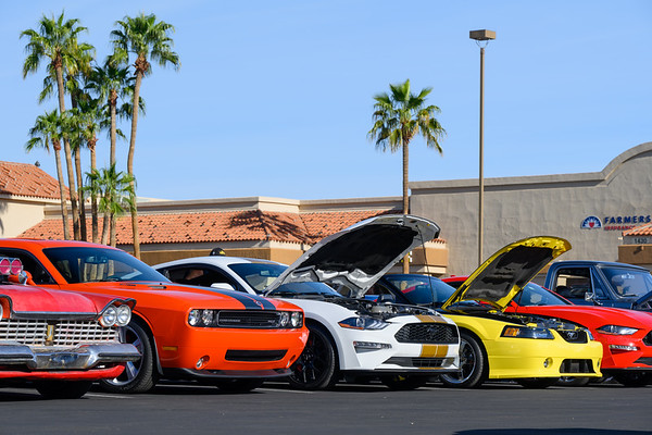 2021 April 11 - East valley Cars & Coffee for a Cause