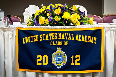 USNA Appointment Dinner - June 2012