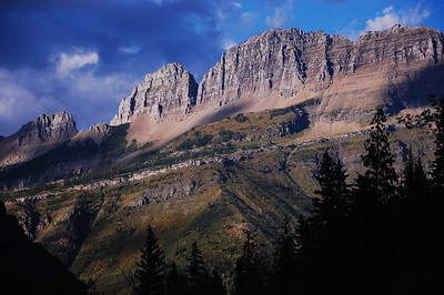 September 2016 Glacier National Park, Idaho and Montana trip