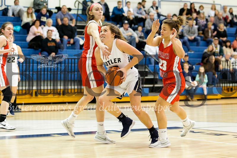 27611 - Butler vs North Hills Girls Basketball