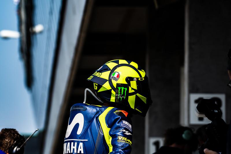 Valentino ROSSI, Brno/Czech Republic, 2018