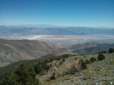 Telescope Peak - August 15, 2014