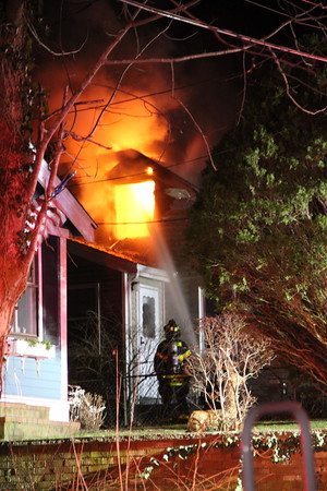 2nd Alarm Kingston Ma. 6 Wright Court 01/23/2021