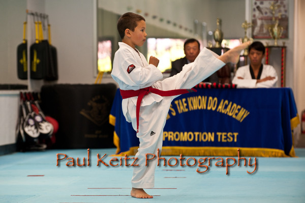 2012-12-3 Junior Black Belt Promotion