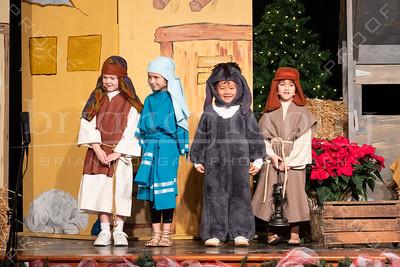 2018-19 Kindergarten Christmas Play