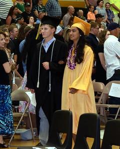 Caliche High School Commencement 2018