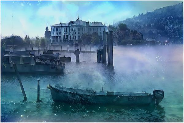 Maggiore Lake Fantasy