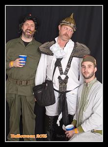 2015 AIC Halloween Photobooth