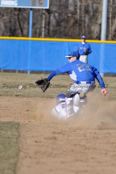 2013-04-03 PHS vs RH Baseball