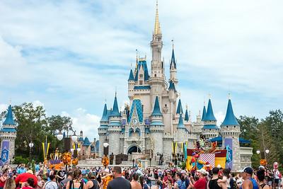 Day 4: Magic Kingdom