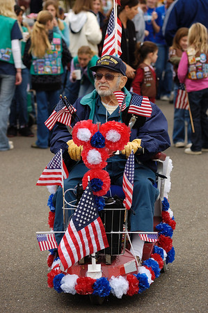 Folsom Veteran's Day Parade, 12 November 2007