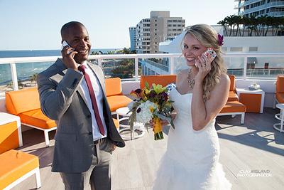 Teresa & Andrew Wedding on the Beach