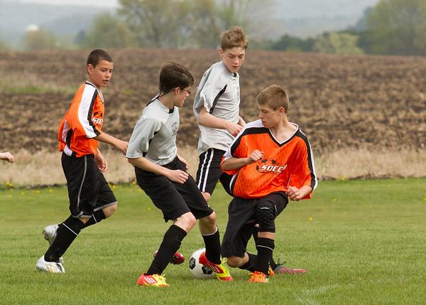 Jayden Soccer 2012