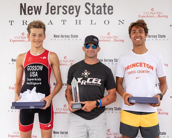 NJ State Triathlon Awards - 2018 Sprint
