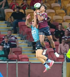 St George qld Reds v NSW Waratahs