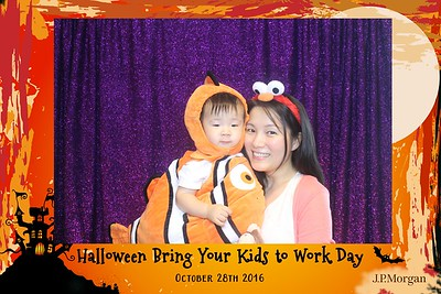 JPMorgan Halloween Bring Your Kids to Work Party - 28th Oct 2016