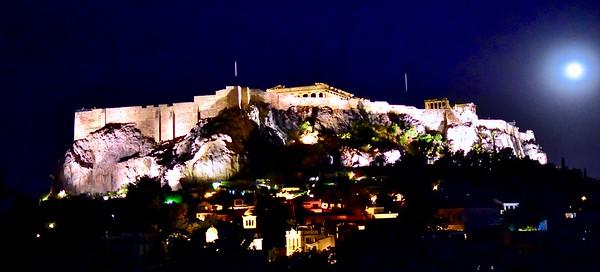 Greece: Athens and Delphi (September 12-16, 2019)