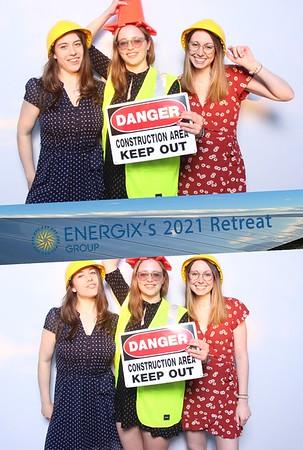 ENERGIX 2021 Retreat