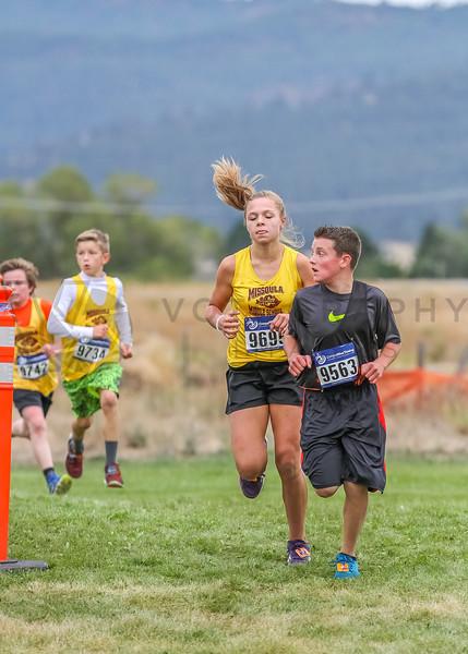 2015 XC Coaches Invite - Middle School