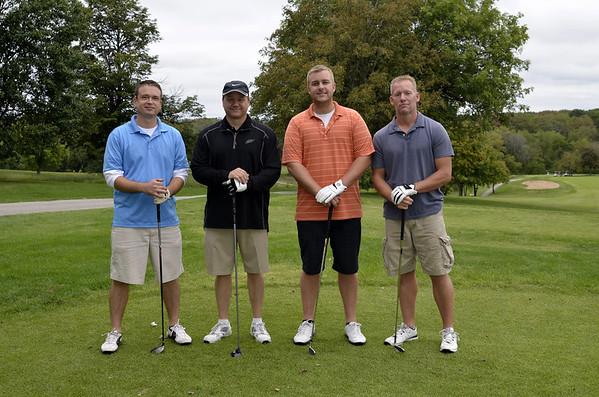 Employee Golf Tournament Sept 16, 2012
