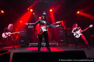 Syteria - Hard Rock Hell XI