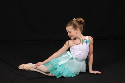 Wednesday at IPR - Ballet II, Ms. Yvonne
