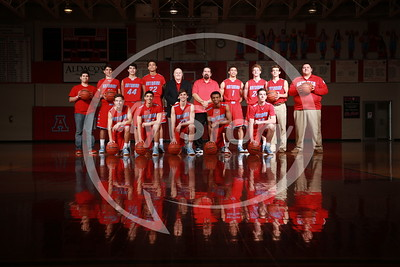 Antonian Apache Boys Team Basketball 2015