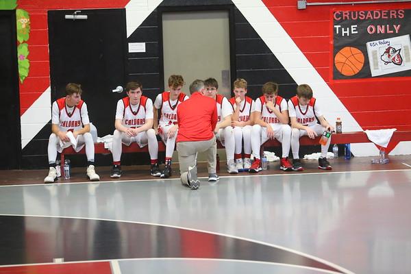 2020-12-08 Calvary Boy's Basketball