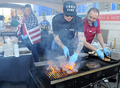Fourth Annual Cribb's Kitchen Burger Cook-Off