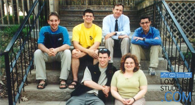 Student Government 2001-2002
