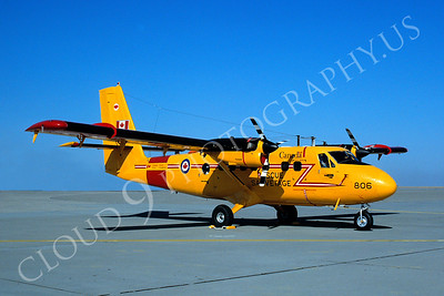 de Havilland DHC-6 Twin Otter Military Airplane Pictures
